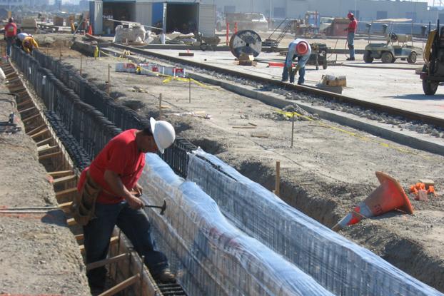 Pier T Wharf Extension