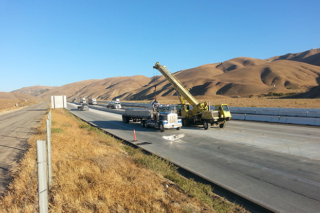 I-5 North of Castaic to Kern County