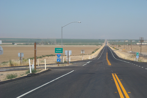 Route 166 Widening