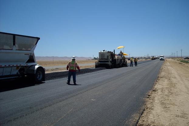 Highway 46 at Highway 33