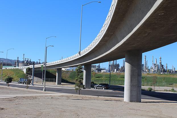 Interstate 110/C Street Interchange