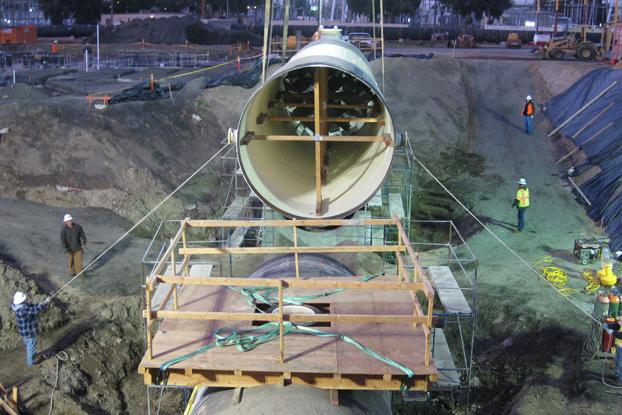 Van Norman Chloramination Stations  1 & 2