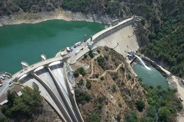 Morris Dam Water Supply Enhancement Project