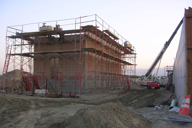 Avenue 54 Wastewater Treatment  Plant Expansion