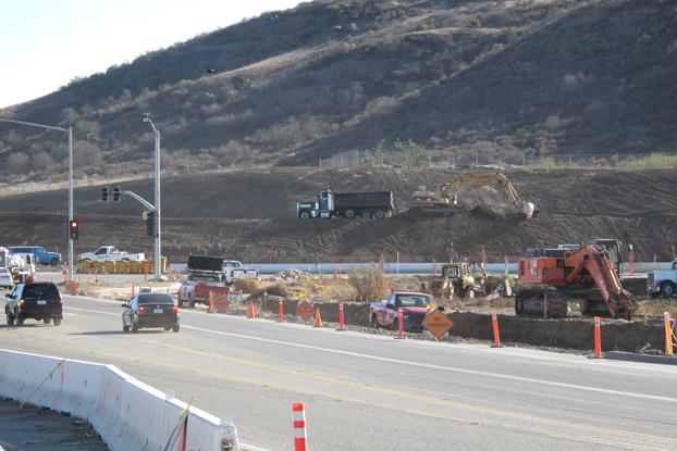 Ortega Highway Widening