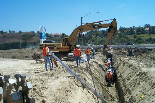 Rancho Del Oro Drive Extension