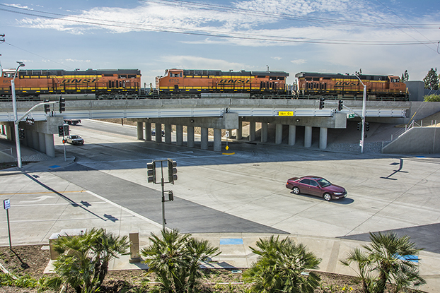 Valley View Grade Separation