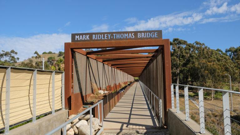 Park to Playa Pedestrian Bridge
