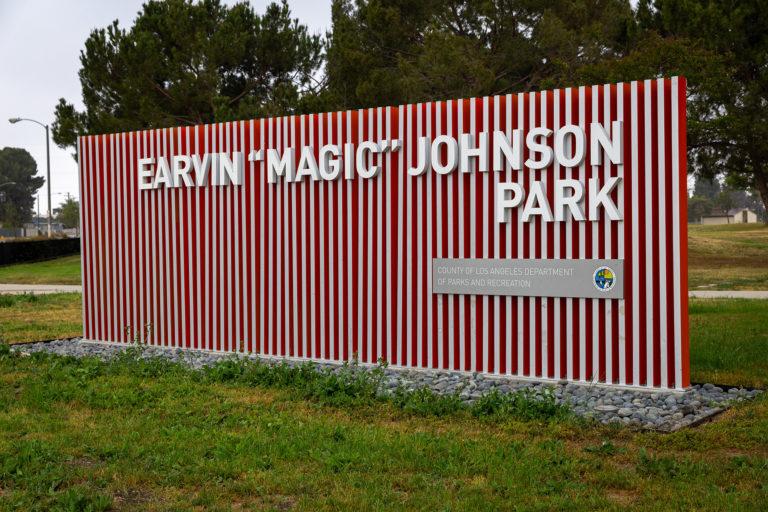 "Earvin ""Magic"" Johnson Park, Phase 1A"